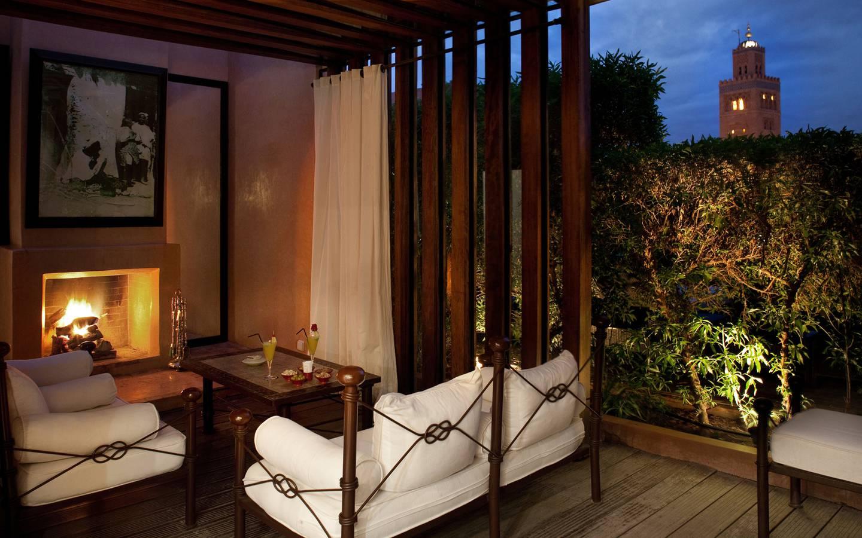 Chambres Suites Hotel De Luxe Jardins De La Koutoubia