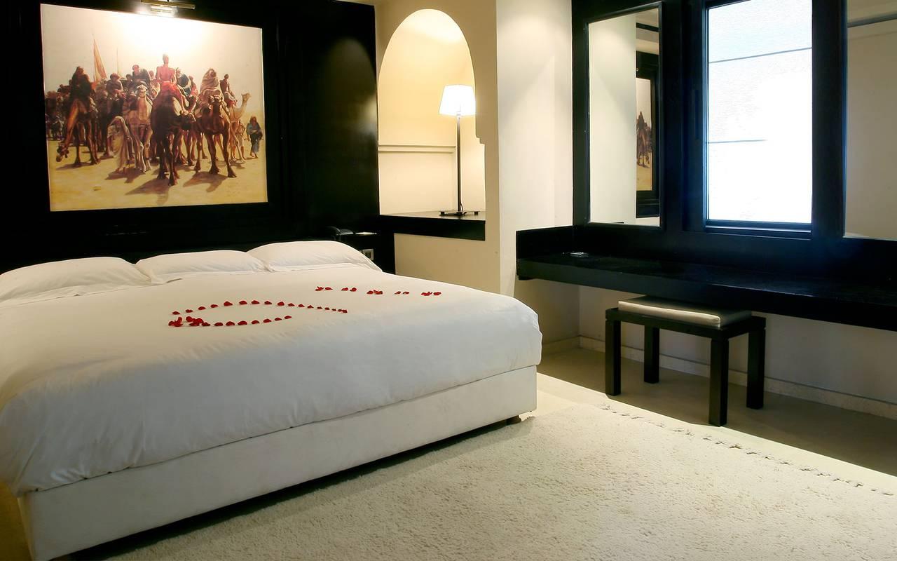 La chambre Ouarzazi