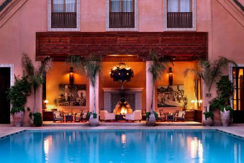 Hotel De Luxe Marrakech Les Jardins De La Koutoubia